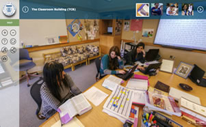 American Hebrew Academy Virtual Tour