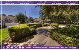 community hospice virtual tour by circlescapes