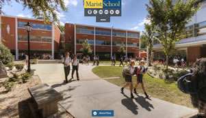 Marist School Virtual Tour by Circlescapes