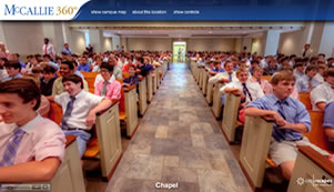 McCallie Virtual Campus Tour