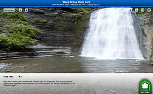New York State Parks Virtual Tours