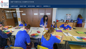 Sacred Heartl School Virtual Tour