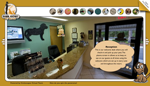 Bark Avenue Pet Resort Virtual Tour by Circlescapes