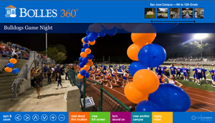 The Bolles School Virtual Tour by Circlescapes