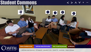 Florida Coastal School of Law Virtual Tour by Circlescapes