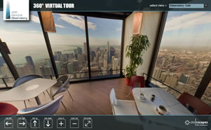 Circlescapes Virtual Tours - Hancock Building in Chicago