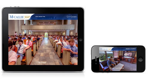 HTML5 virtual tours for iPad and iPhone