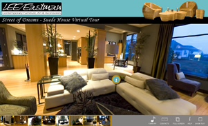 Lee Eastman Street of Dreams Virtual Tour by Circlescapes