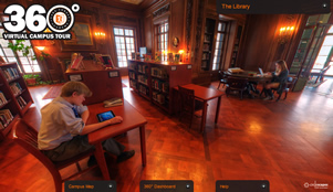 Lake Forest Academy Virtual Tour by Circlescapes