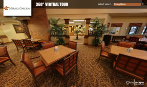 Merrill Gardens Virtual Tour by Circlescapes