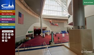 Oregon Convention Center Virtual Tour by Circlescapes