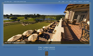 TPC Sawgrass Country Club Virtual Tour by Circlescapes