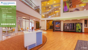 Kaiser Permanente Medical Virtual Tour