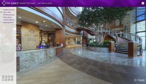 St. Luke's Episcopal Health Systems Virtual Tour