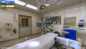 Bridgeport Hospital Virtual Tour