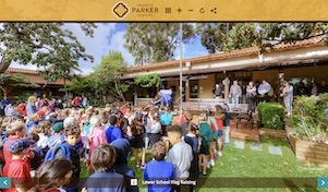 Francis Parker School virtual tour