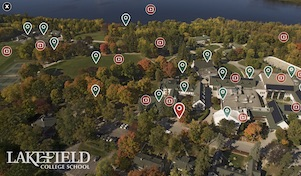 Lakefield College School virtual tour