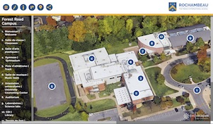 Rochambeau French International School virtual tour